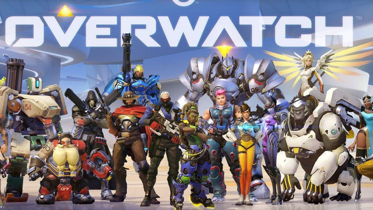 Overwatch – En av de två största inom E-sport